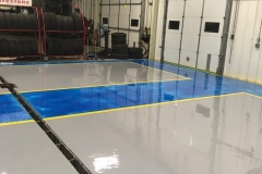 instrial-floor-application